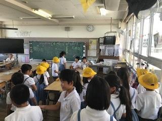 熊本市立飽田東小学校 かんあき